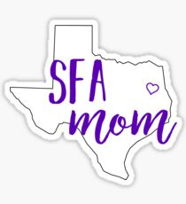 SFA Mom Sticker
