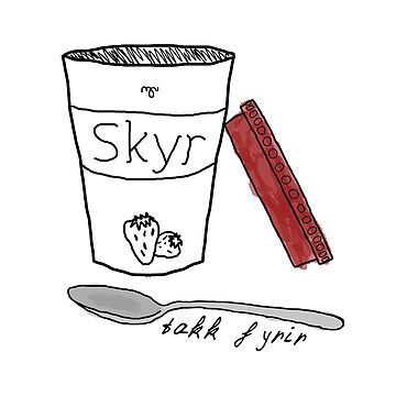 Icelandic Skyr by footloosefabric