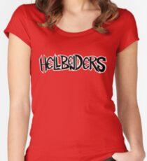 Hellbenders logo 2 Women's Fitted Scoop T-Shirt