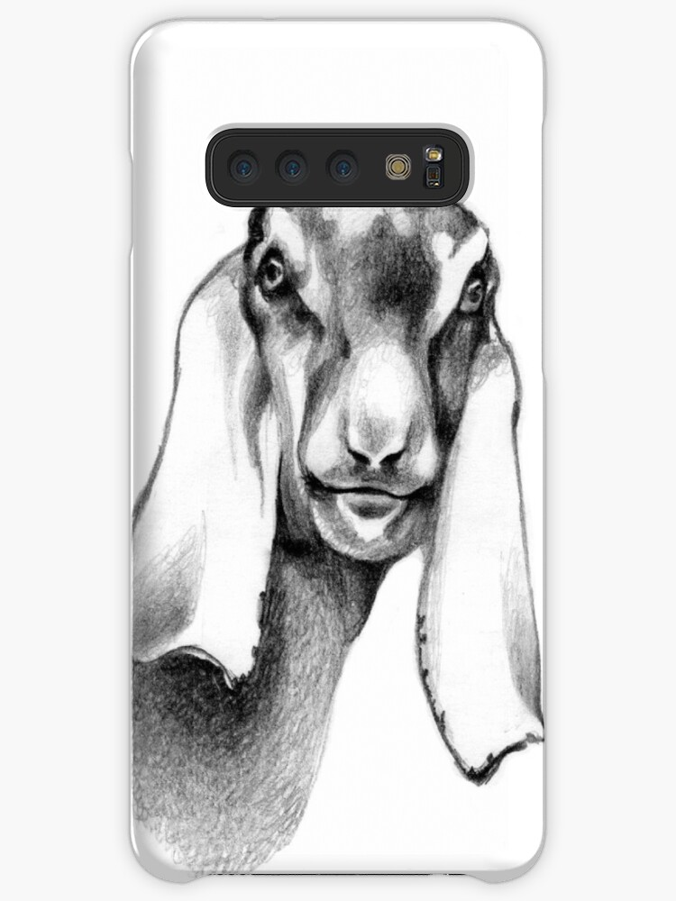 'Nubian Doe Kid' Case/Skin for Samsung Galaxy by Patricia Howitt