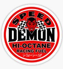 Speed Demon Sticker
