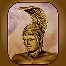 Ares The Warrior by Patricia Howitt