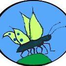 Sydney Buttefly by Lynda Anne Williams