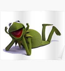 kermit the model Poster