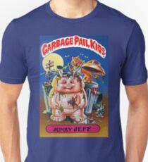 Garbage Pail Kids-Junky Jeff Unisex T-Shirt