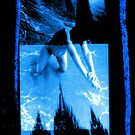 Ella Preggers & Cathedral X3 Towers by Mario  Scattoloni