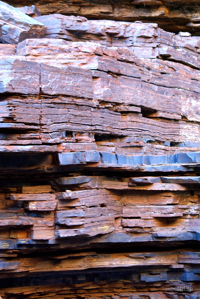 Rock Wall by assh0le
