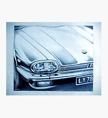 Classic Car 2 Photographic Print