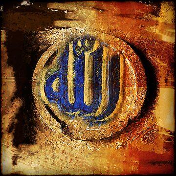 Allah DHIKR by buyart