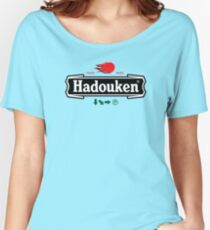 Brewhouse: Hadouken Women's Relaxed Fit T-Shirt