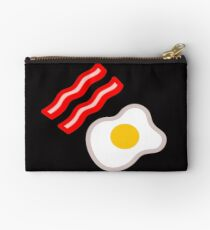 Bacon and egg Studio Pouch