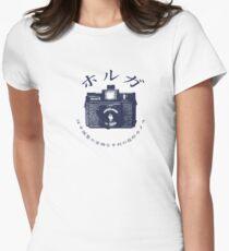 Holga Womens Fitted T-Shirt