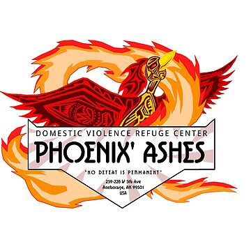 PHOENIX' ASHES - DOMESTIC VIOLENCE REFUGE CENTER by theM88