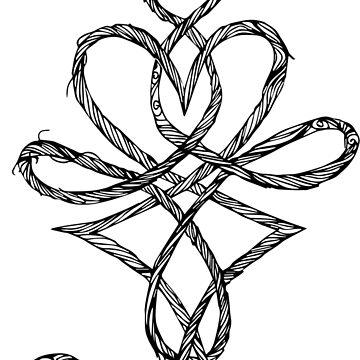 Hjerteflet by FrejaFri