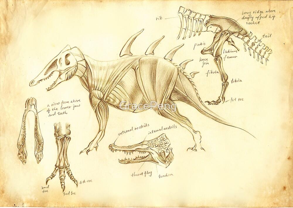 creature design2 by GracePeng