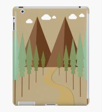 Twin Peaks iPad Case/Skin