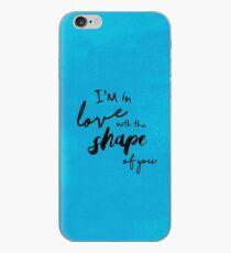 Ed sheeran merch iPhone Case