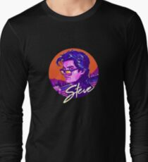 Stranger Things Steve Harrington Long Sleeve T-Shirt