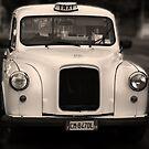 Taxi by Christian  Zammit