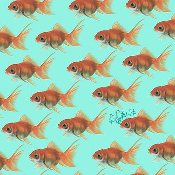 goldfish by Lyxy