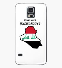 Who's Your Baghdaddy? (Flag) Case/Skin for Samsung Galaxy