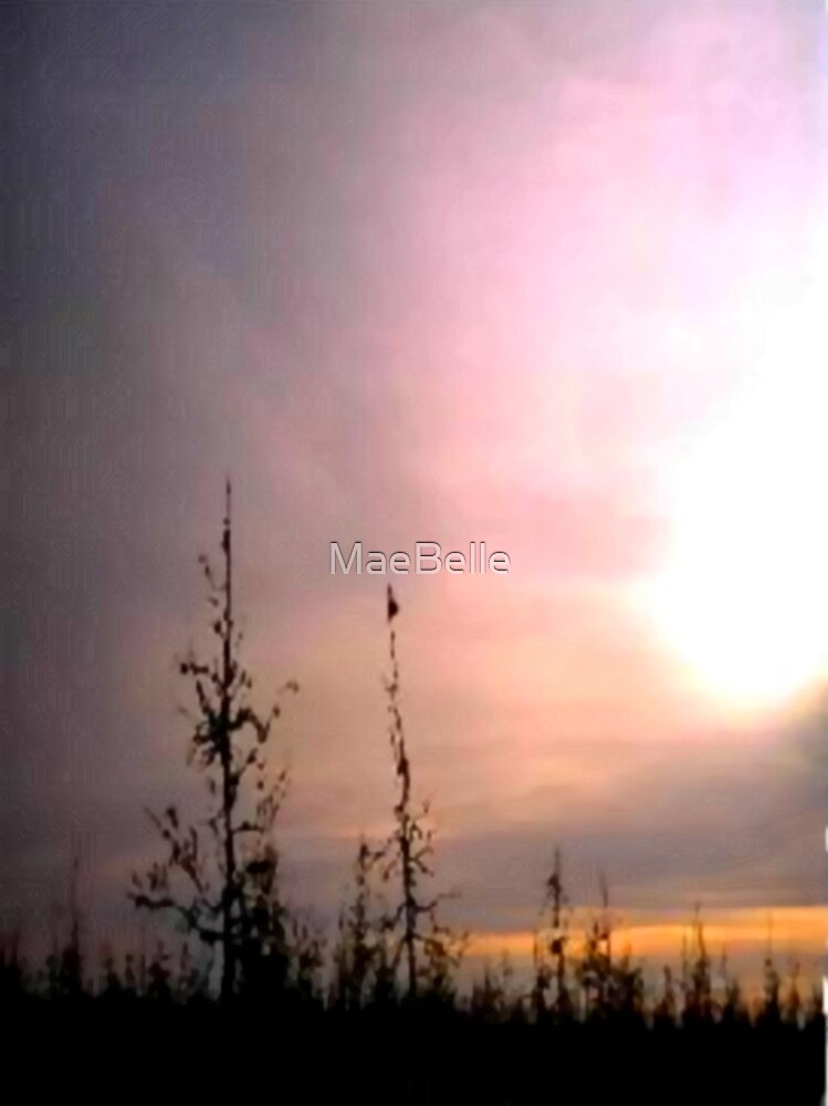 Across the Frozen Swamp by MaeBelle