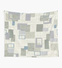 Mid Century Modern 5a Wall Tapestry