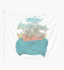 Mother Nature Wall Tapestry