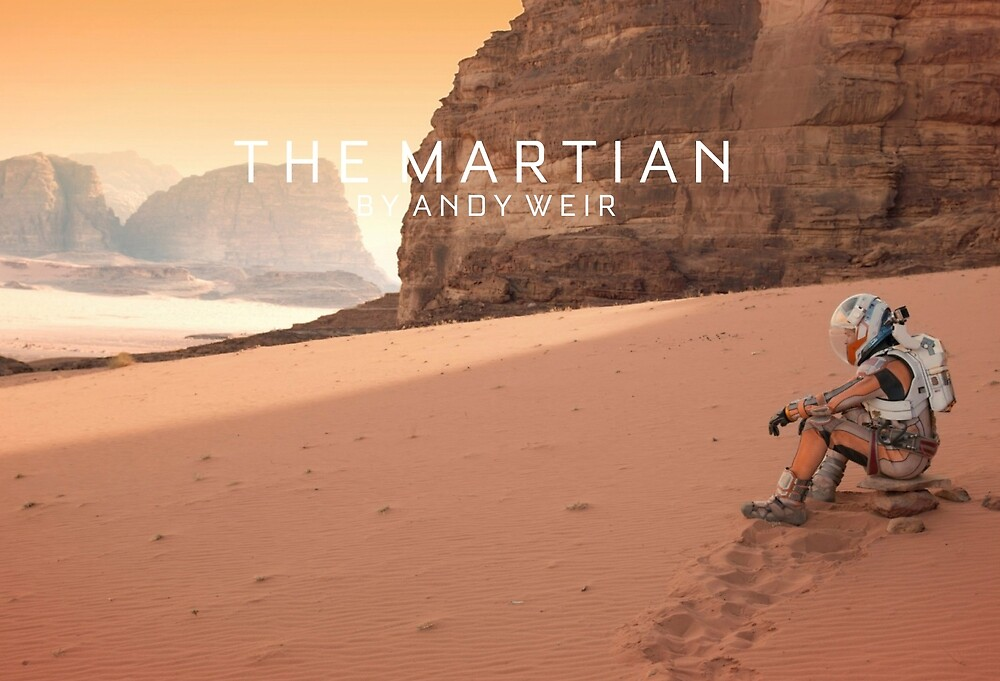 The Martian by Sakoshi-Frosted