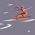Super S (f) by Dean Gorissen