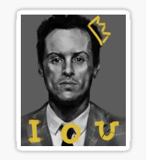 Jim Moriarty Sticker