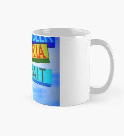 Fishbone Mug