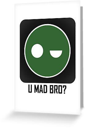 Superintendent U MAD BRO? (Winking SI) by Maxdoggy