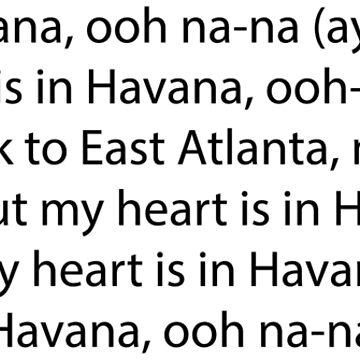 Havana by Albertcetopac