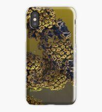 Alien pollen iPhone Case