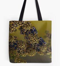 Alien pollen Tote Bag