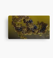 Alien pollen Canvas Print