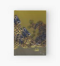Alien pollen Hardcover Journal