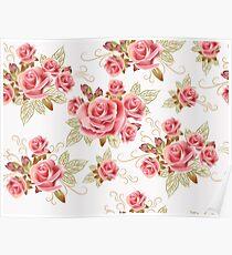 Blushing Pink Poster