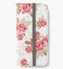 Blushing Pink iPhone Wallet/Case/Skin