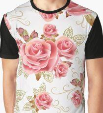 Blushing Pink Graphic T-Shirt