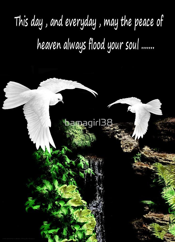 Heaven's Peace  by bamagirl38