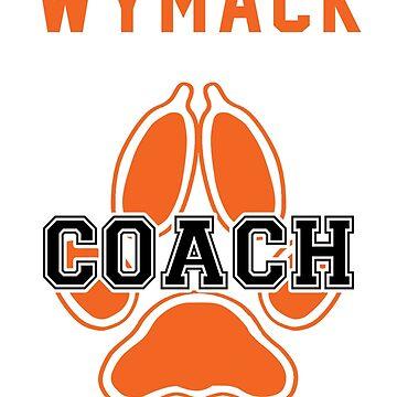 PSU Foxes - Coach Wymack by Kitshunette