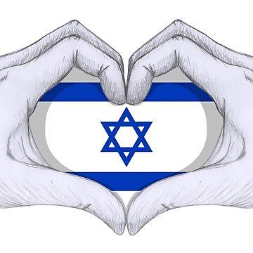 Israel by redmay