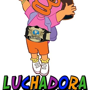Luchador-a by reallyreal