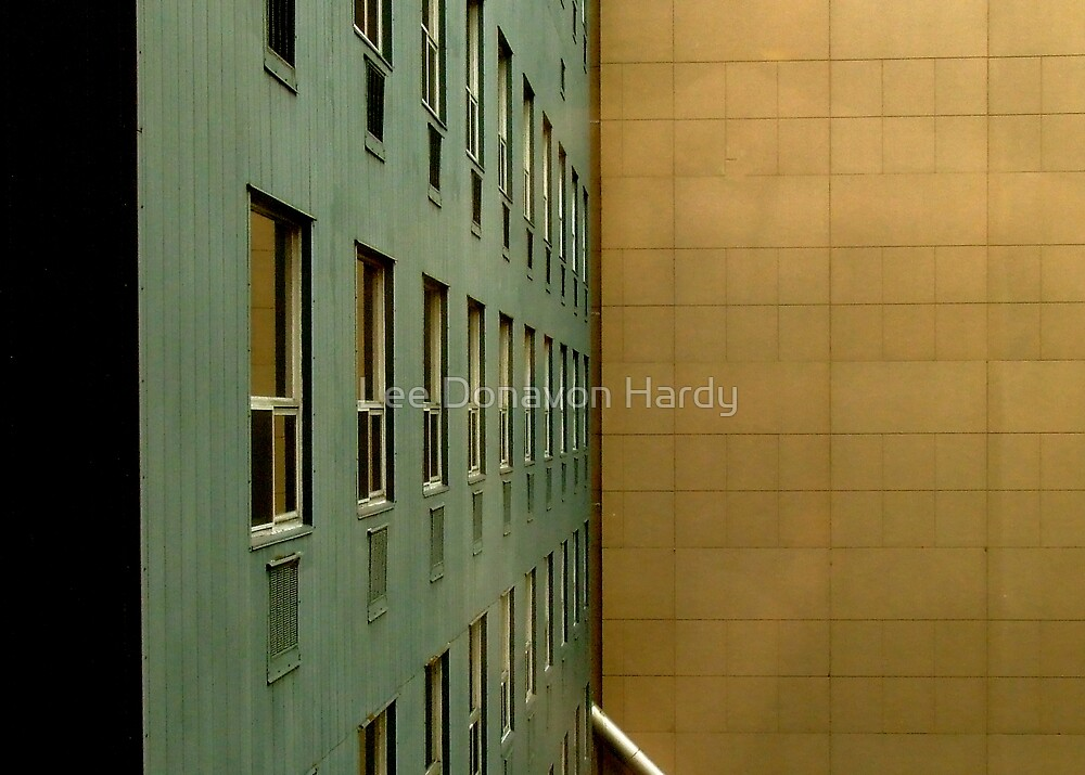 Three Walls by Lee Donavon Hardy