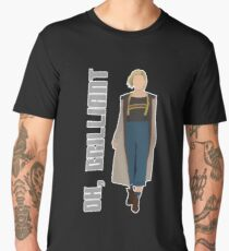13th Doctor Regeneration 'Oh, Brilliant' - Doctor Who - Twice Upon a Time, Jodie Whittaker Men's Premium T-Shirt
