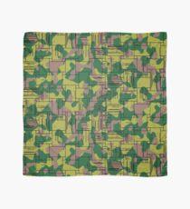 Camouflage-Muster ausgekleidet Tuch