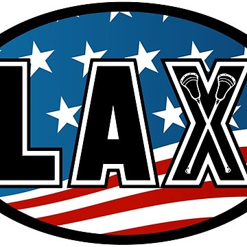 Lacrosse Oval US Flag 20XX by YouGotThat