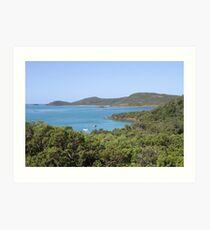 Island Empire Art Print